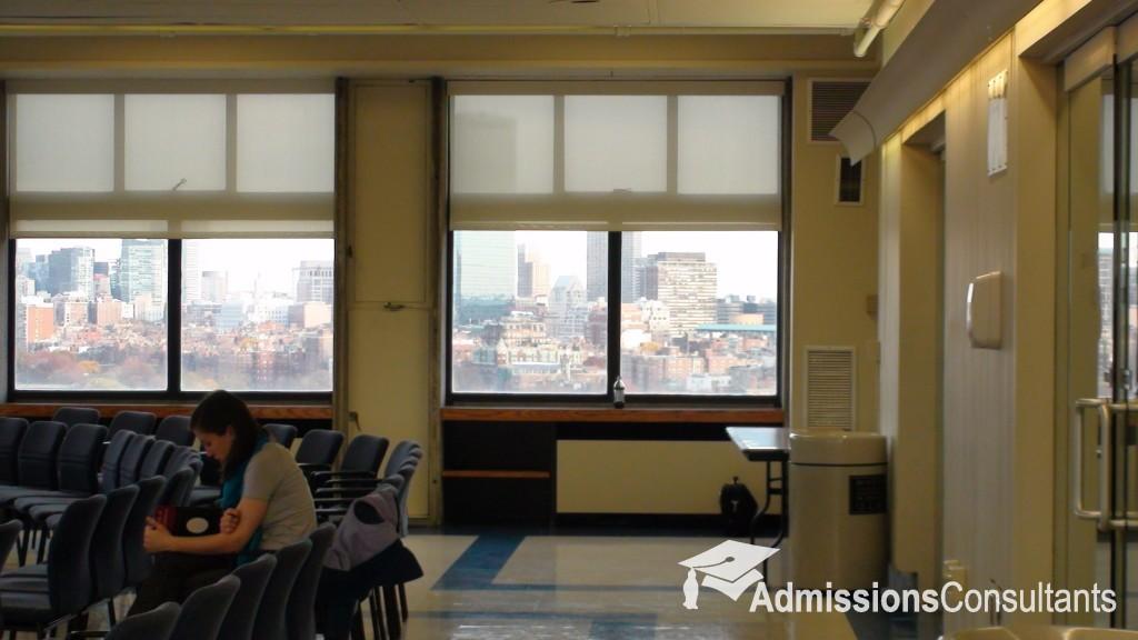 BU classroom